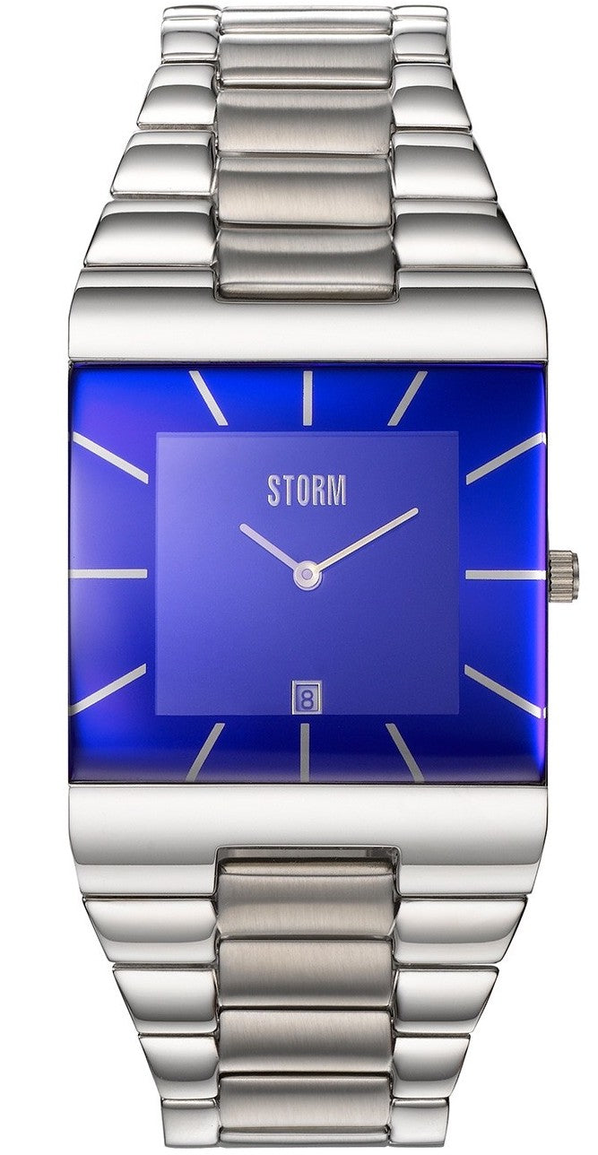 Storm Watch Omari XL Lazer Blue Mens