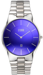 Storm Watch Slim X XL Lazer Blue Mens