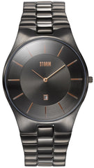 Storm Watch Slim X XL Titanium Mens