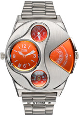 Storm Watch V2 Navigator Lazer Red Mens
