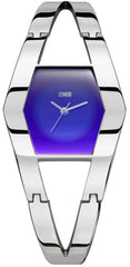 Storm Watch Zenie Lazer Blue Ladies