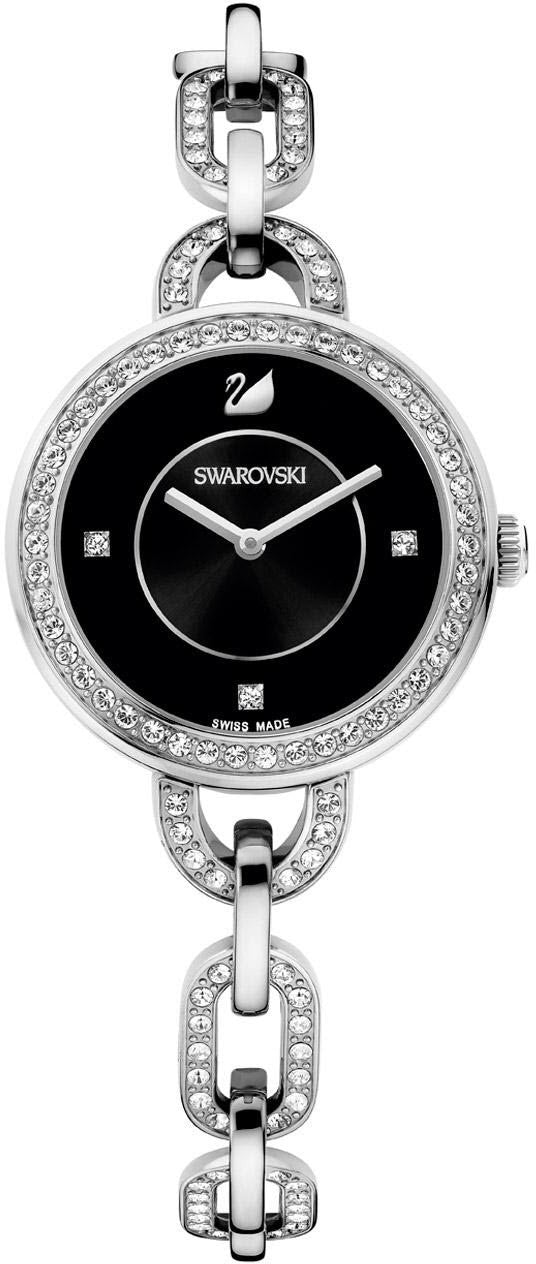 Swarovski Watch Aila Black