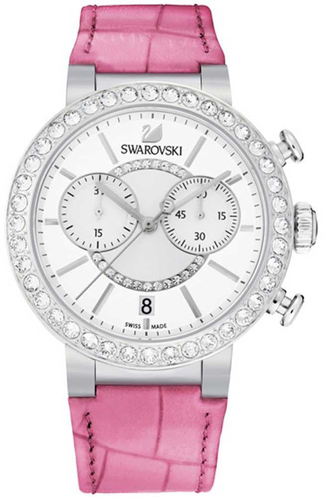 Swarovski Watch Citra Sphere Chrono Pink