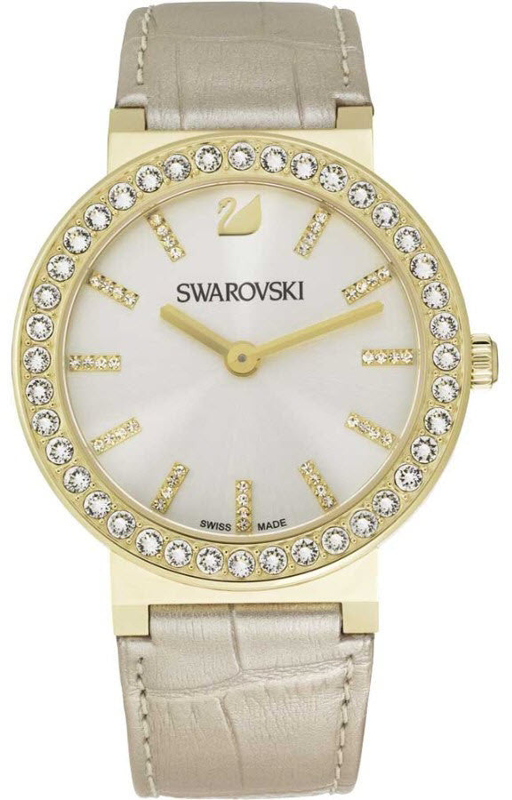 Swarovski Watch Citra Sphere Light Gold Tone