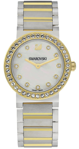 Swarovski Watch Citra Sphere Mini / Yellow Gold Tone