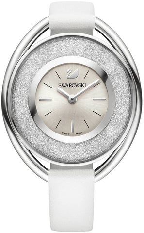 Swarovski Watch Crystalline Oval White
