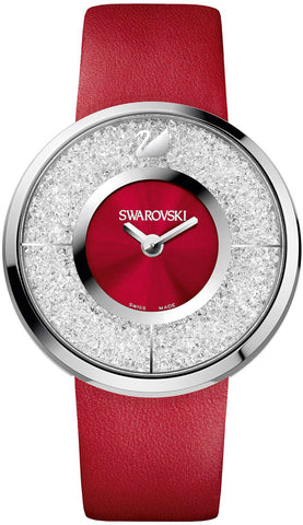Swarovski Watch Crystalline Red