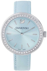 Swarovski Watch Daytime Light Blue