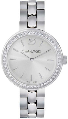 Swarovski Watch Daytime White
