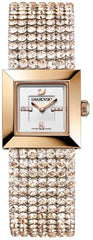 Swarovski Watch Elis Mini Mesh Rose Gold Tone