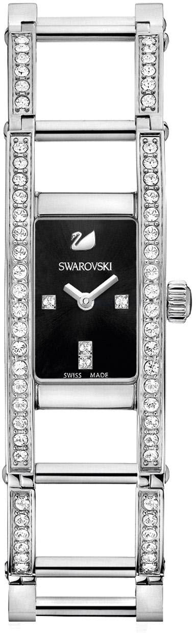 Swarovski Watch Indira Black