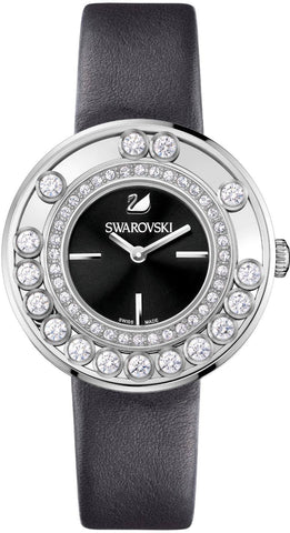 Swarovski Watch Lovely Crystals Black