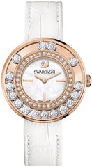 Swarovski Watch Lovely Crystals White Rose Gold Tone