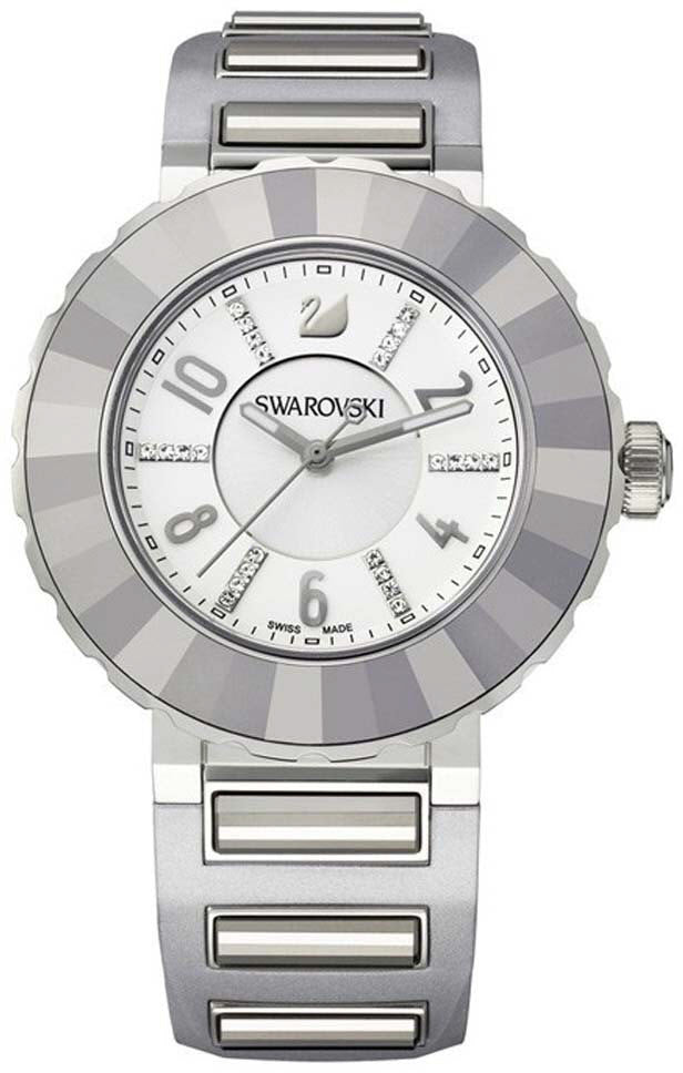 Swarovski Watch New Octea Sport Silver