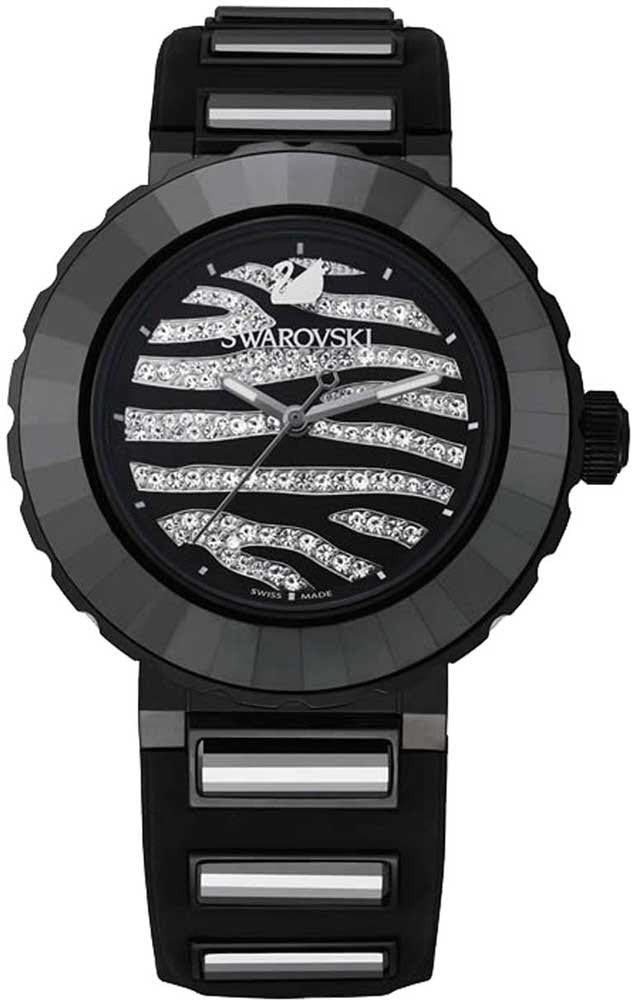 Swarovski Watch New Octea Sport Zebra