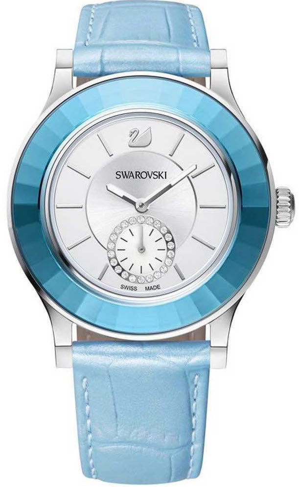 Swarovski Watch Octea Classica Light Blue