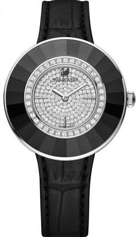 Swarovski Watch Octea Dressy Black