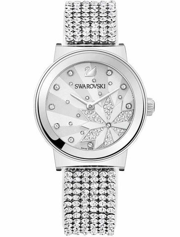 Swarovski Watch Piazza Lady Starry Night Mesh