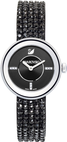 Swarovski Watch Piazza Mini Jet Mesh