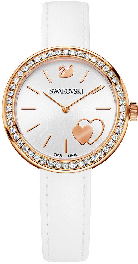 Swarovski Watch Heart