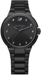 Swarovski Watch City Black