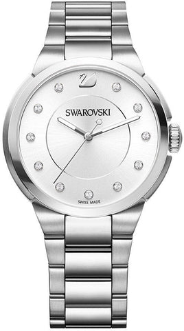 Swarovski Watch City White
