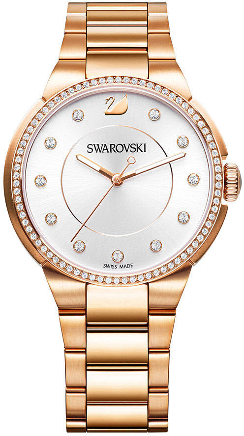 Swarovski Watch City Rose