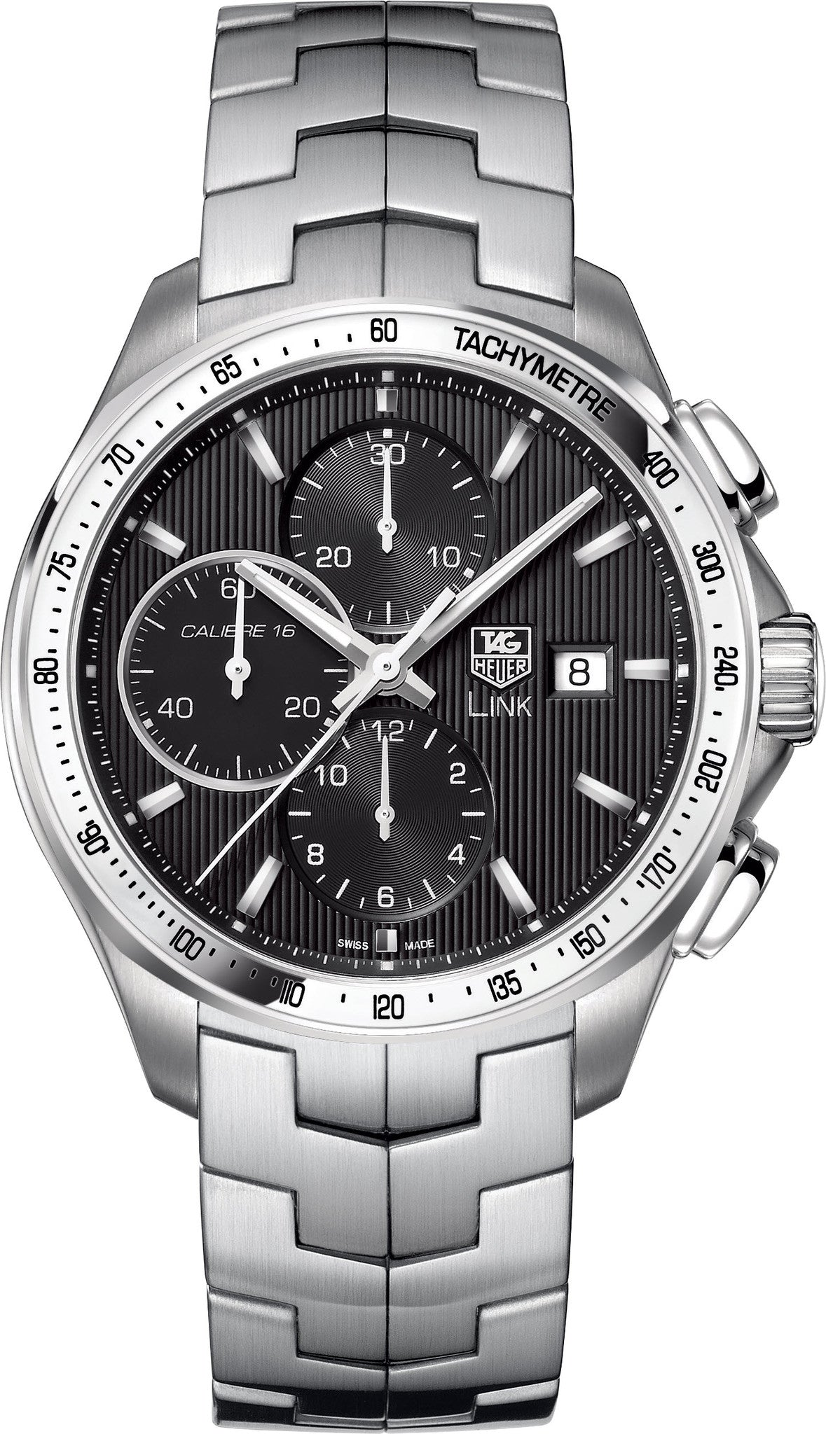 TAG Heuer Watch Link Chronograph