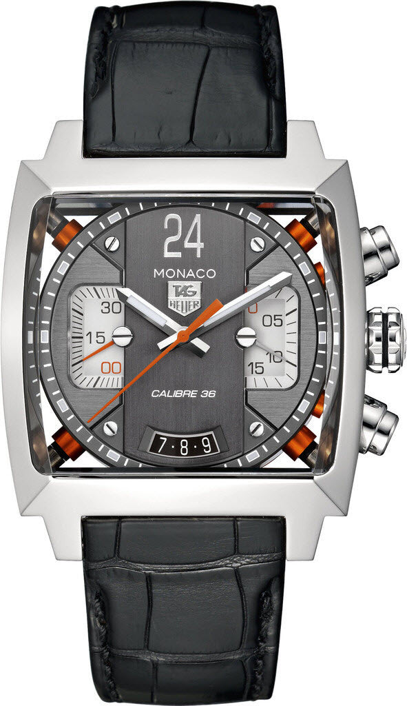 TAG Heuer Watch Monaco Chronograph Limited Edition