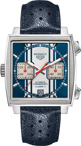 TAG Heuer Watch Monaco Chronograph D