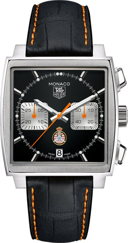 TAG Heuer Watch Monaco Chronograph Limited Edition D