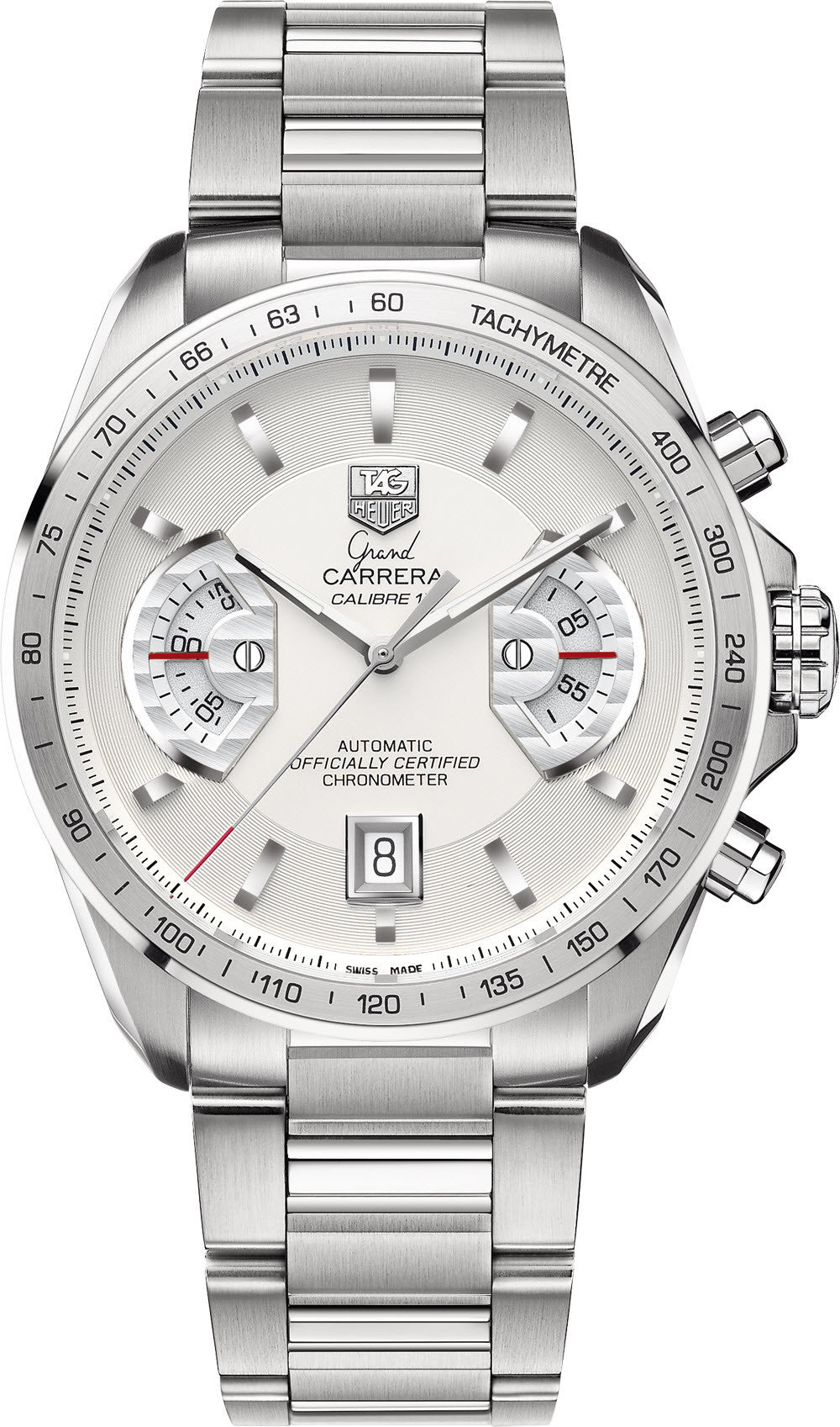 TAG Heuer Grand Carrera Chronograph Calibre 17