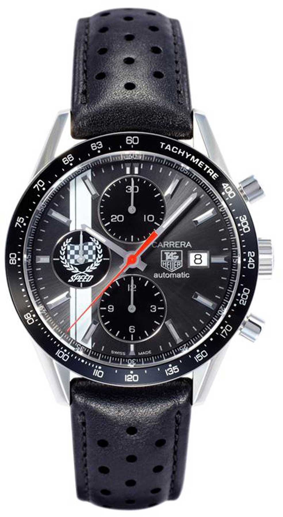 TAG Heuer Watch Carrera Goodwood FOS Limited Edition D