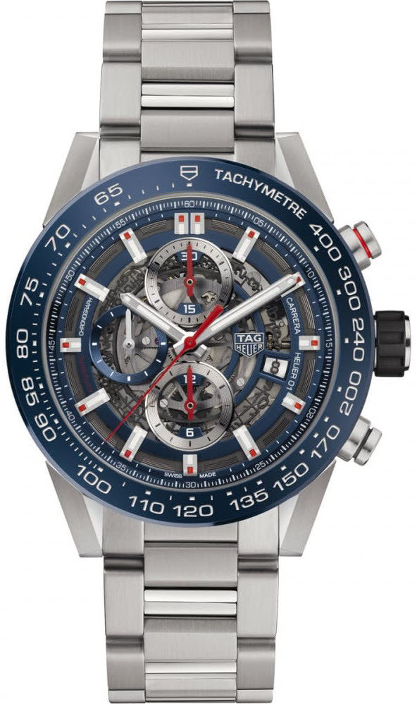 TAG Heuer Watch Carrera Heuer 01 Chronograph PreOrder