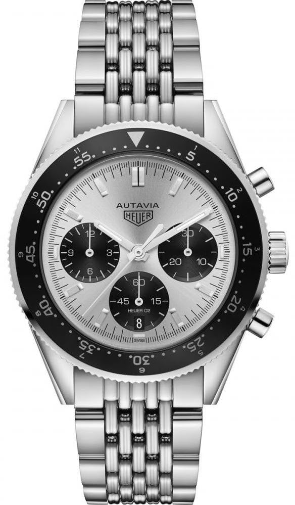 TAG Heuer Watch Autavia Jack Heuer Special Edition PreOrder