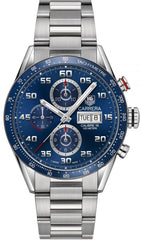 TAG Heuer Watch Carrera Calibre 16 Day Date Chronograph