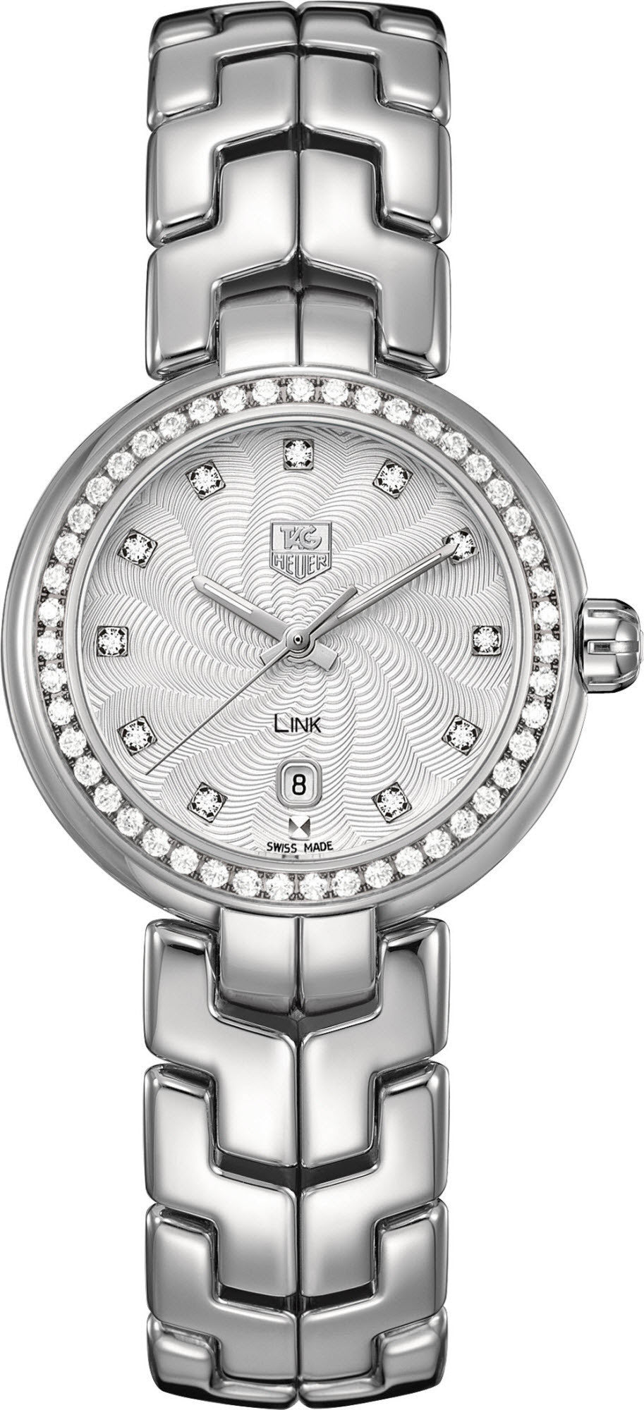 TAG Heuer Watch Link Diamond