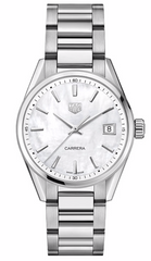 TAG Heuer Watch Carrera Steel Ladies