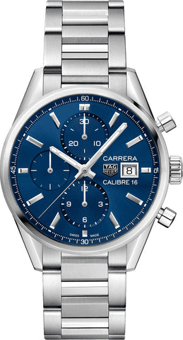 TAG Heuer Watch Carrera Calibre 16