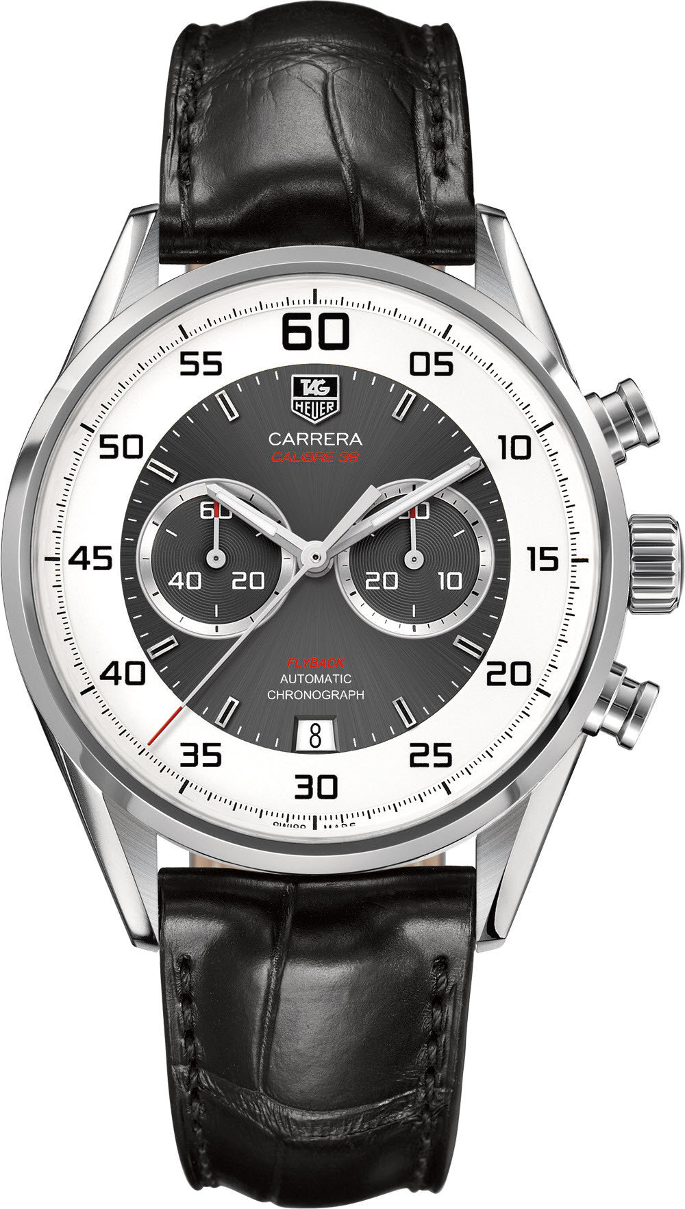 TAG Heuer Watch Carrera Chronograph Flyback Calibre 36