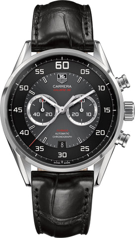 TAG Heuer Watch Carrera Chronograph Flyback Calibre 36 D