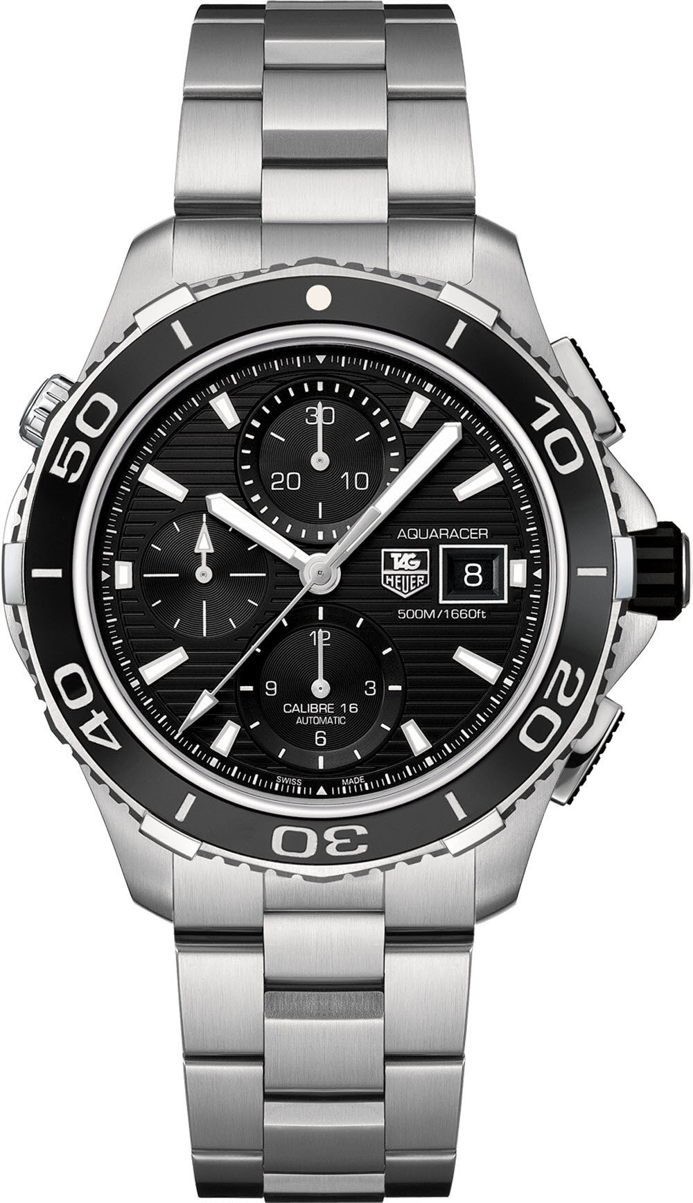 TAG Heuer Watch Aquaracer Chronograph D