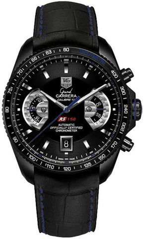 TAG Heuer Watch Grand Carrera Calibre 17 D