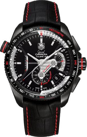 TAG Heuer Watch Grand Carrera Calibre 36