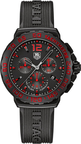 TAG Heuer Watch Formula 1 Watch Red
