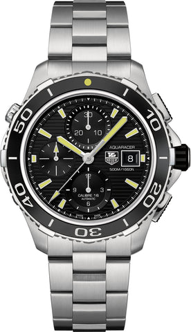 TAG Heuer Watch Aquaracer Automatic Chronograph