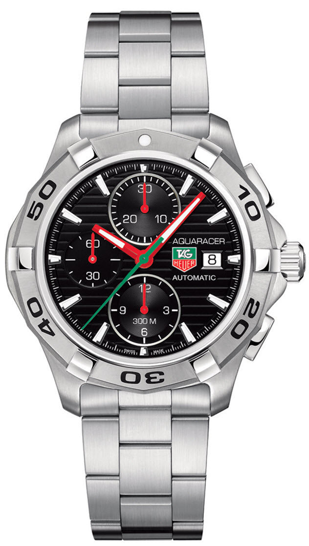 TAG Heuer Watch Aquaracer Automatic Chronograph D