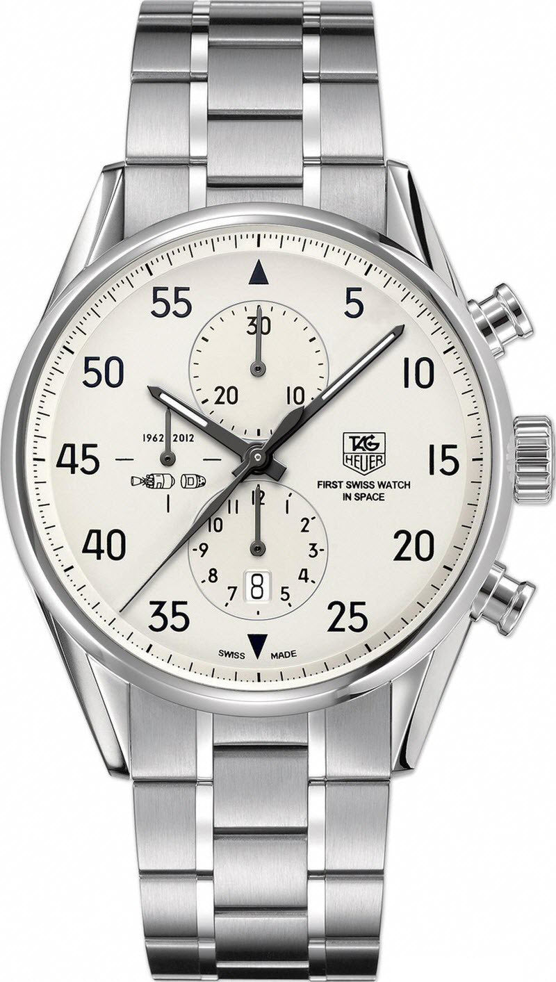 TAG Heuer Watch Carrera Calibre 1887 Limited Edition