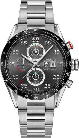 TAG Heuer Watch Carrera Calibre 1887