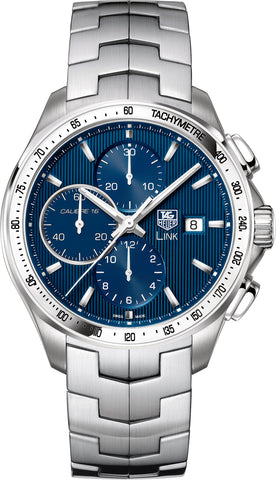 TAG Heuer Watch Link Automatic Chronograph